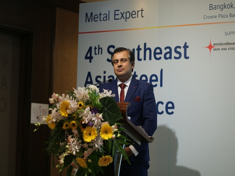 Ankur_Dana_4th_SE_Asia_Steel