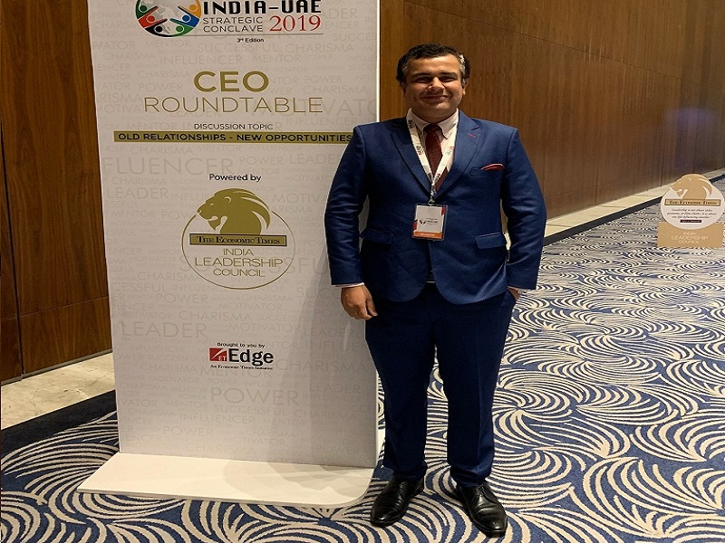 Dr_Ankur_Dana_UAE_India_CEO_Round_Table