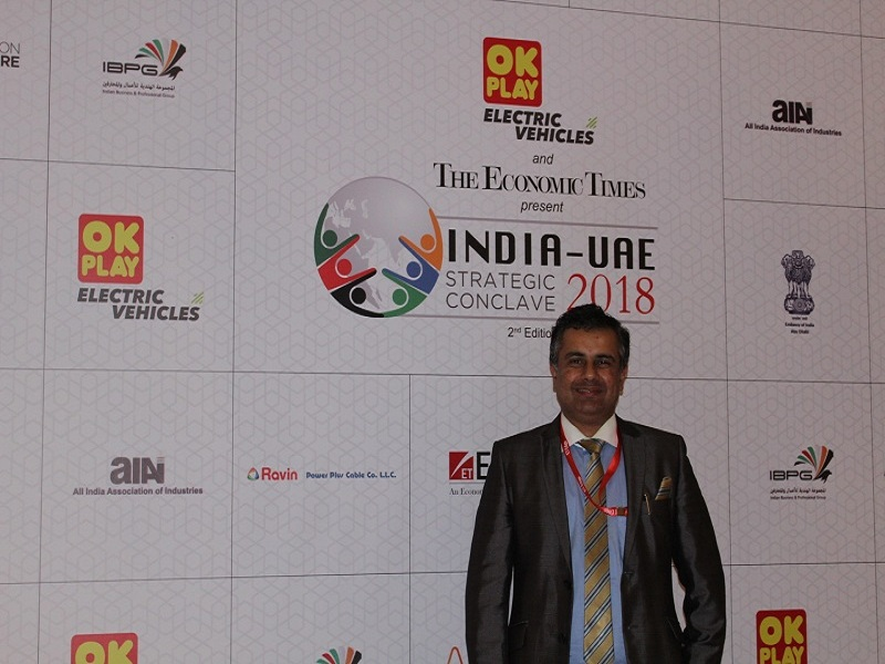 Dr_Ankur_Dana_UAE_India_Strategic_Conclave_2018-2